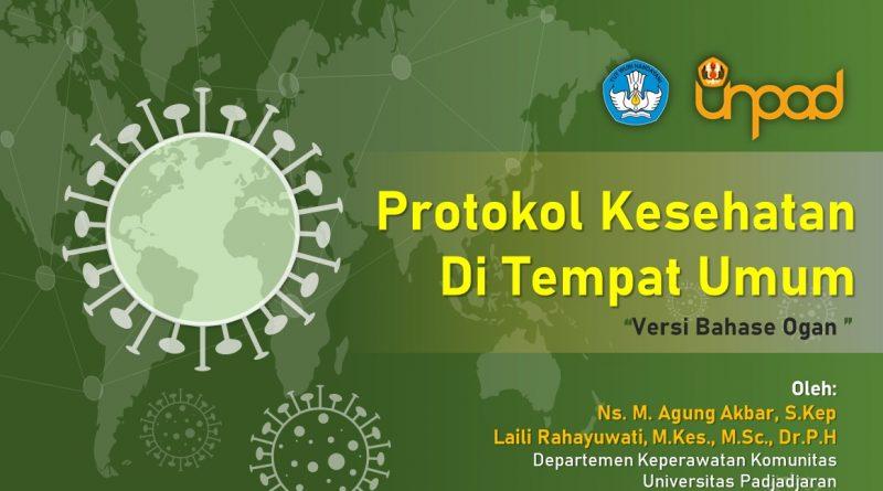 Download Booklet Pencegahan Covid-19 Versi Bahasa Ogan